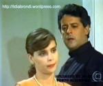 """Leonora (Lídia) e Artuzinho (Marcos Paulo) em cena de """"Tieta""""."""