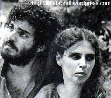 """Paulo (Buza Ferraz) e Suzy (Lídia Brondi) em """"Final Feliz""""."""