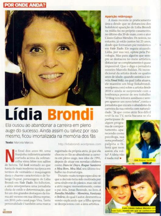 Revista TV Brasil - 08.julho.2013
