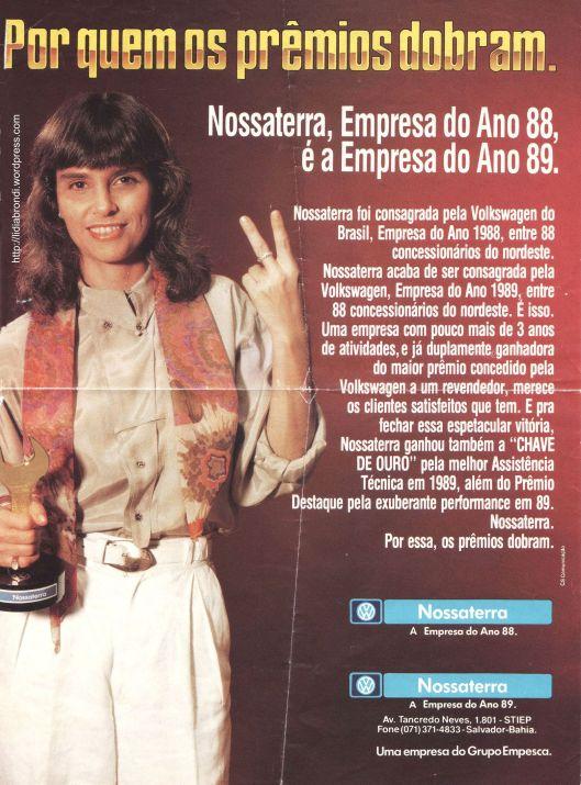 Nossaterra - 1989-1
