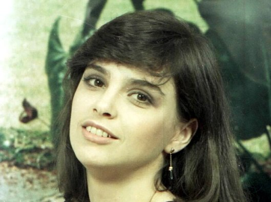 Lídia Brondi (Luciana) (Foto - CEDOC - TV Globo) - blog Nilson Xavier