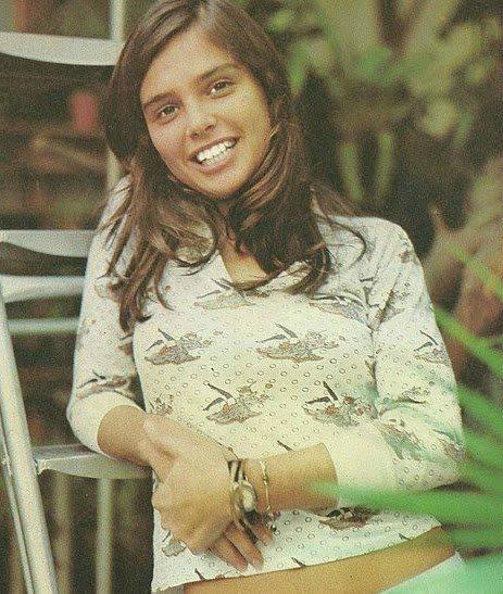 "Lídia Brondi como Vera Lúcia em ""Dancin' Days"" (Globo, 1978)"