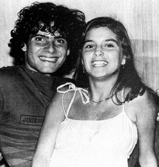 Lauro Corona e Lídia Brondi foram destaque na novela de Gilberto Braga.