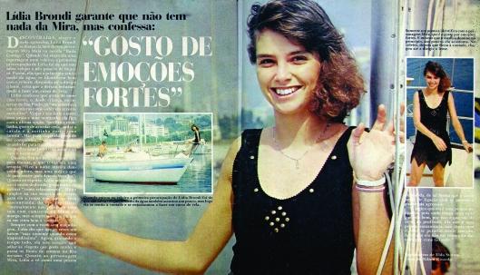 SÉTIMO CÉU - Nº 300 - JUNHO - 1981 - Blog Revista Amiga e Novelas