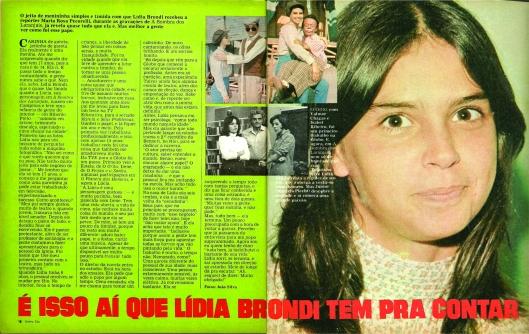 Revista Sétimo Céu n. 54 - Março de 1977 - Blog Revista Amiga e Novelas