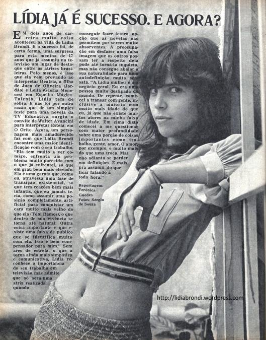 SÉTIMO CÉU - SÉRIE AMOR - Nº 59 - AGOSTO 1977