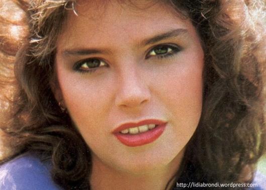 detalhe de foto da Playboy, de 1980